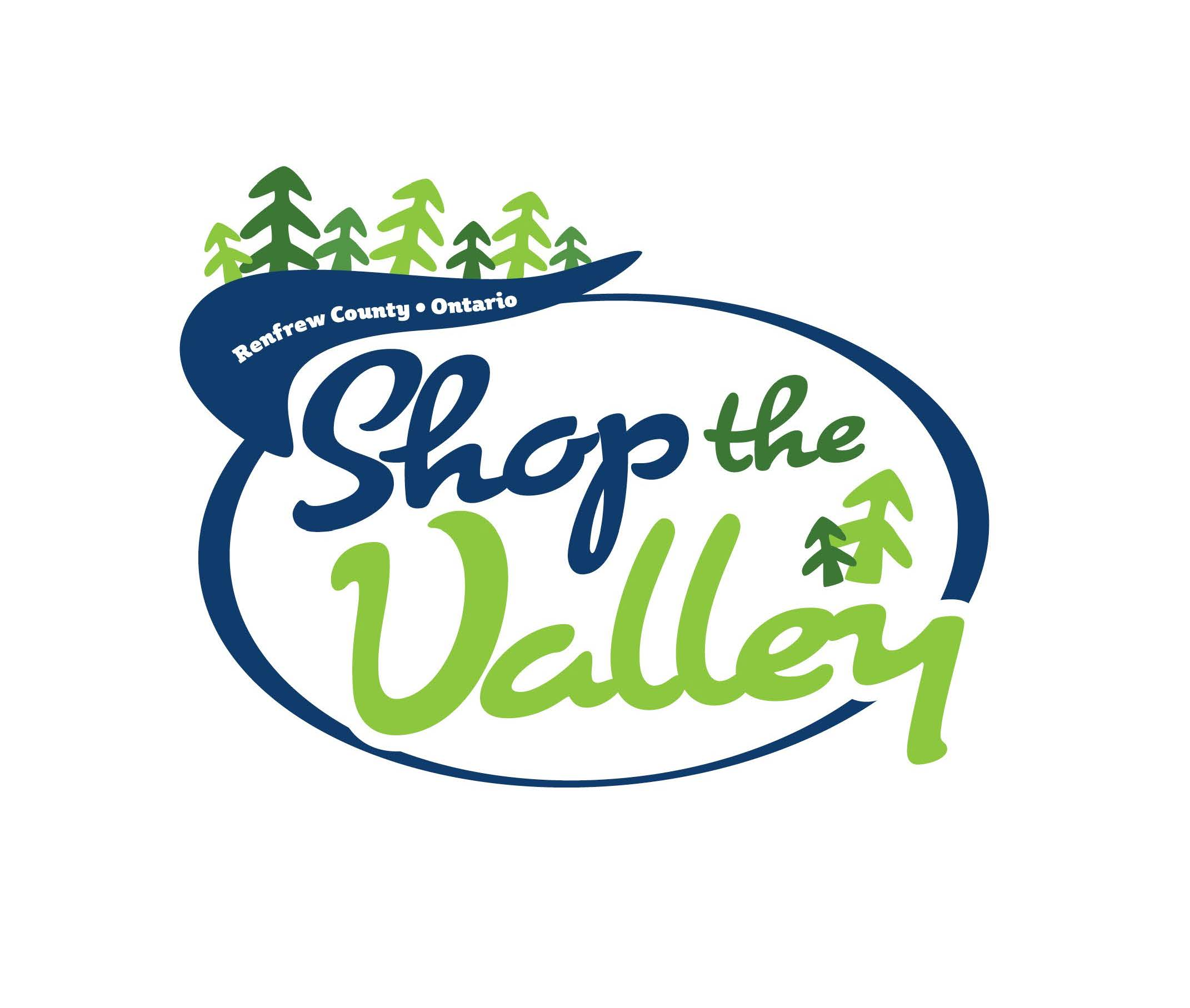 Shop the Valley Logo