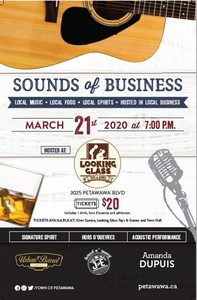 Sounds of Business March 21 Sounds of Business March 21 Poster